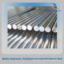 Tige à piston en acier chromé dur pour cylindre hydraulique Personnaliser en Stock