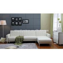 Canapé de salle d'attente blanc XYN2064