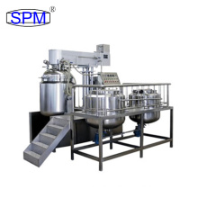 ZJR High Shear Vacuum Mixer Homogenizer