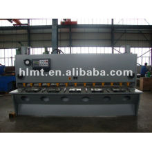 Hydraulic guillotine shearing machine,small-scale metal cutting machine,aluminum coil cutting machine