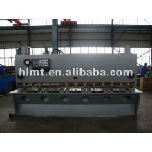 Guilhotina hidráulica máquina de corte, máquina de corte de metal em pequena escala, máquina de corte de bobina de alumínio