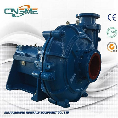Pumps Slurry Thickener Underflow