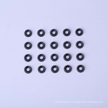 Rondelle conique ronde en alliage de plâtre pour bouton de plafond en aluminium