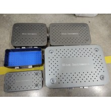 Aluminum orthopedic instrument set Sterilize Case