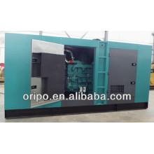 400kva бесшумный генератор с двигателем Cummins и высокоэффективным генератором переменного тока