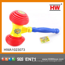 2015 High Quality Low Price Of 39 cm Plastic Children's Toys With A Hammer