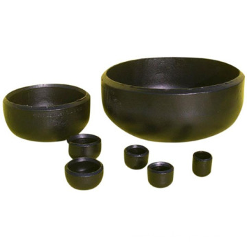 Goods high definition for for Black Carbon Steel Pipe Cap A234 WPB Steel Pipe Caps export to Lebanon Suppliers