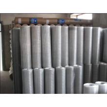 Anping Acero inoxidable de malla de alambre prensado / malla prensada
