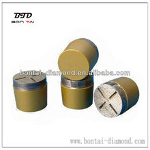 Diamond block for concrete or stones