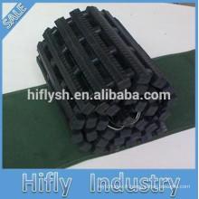 HY-60T Récupération Tracks Pneu Grip Tracks Voiture Remorque Plaque Pédophile Anti-dérapant Piste de Pneu De Voiture (certificat de PAHS)