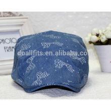 High Quality Custom Brilliant Fashion Ivy Cap