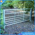 puerta pesada galvanizada sumergida caliente de la cerca del campo de la cerca del ganado cerca de la granja para el ganado