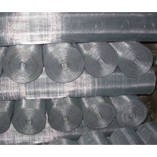 CE and SGS Marks Galvanized Square Wire Mesh Cloth (anjia-607)