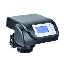 Soupape de commande d'adoucisseur d'eau automatique à chasse d'eau supérieure
