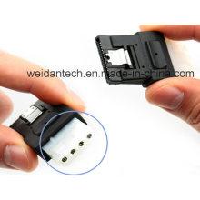 SATA15p to IDE 4pin ATX 4p Adapter