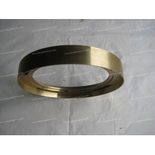 Sheet BrassFabrication Stamping Punching Bending Parts