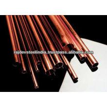 Tubo de cobre para referir e ar condicionado