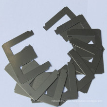 Núcleo da chapa de aço do silicone da fase monofásica EI