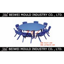 Kunststoff Tisch Stuhl Schimmel