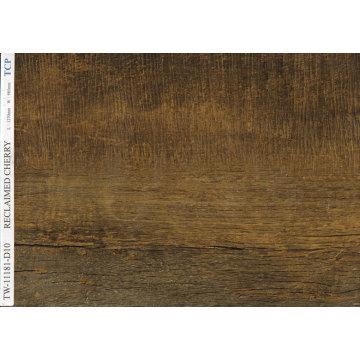 Telha do assoalho do PVC / revestimento do vinil / PVC Clique