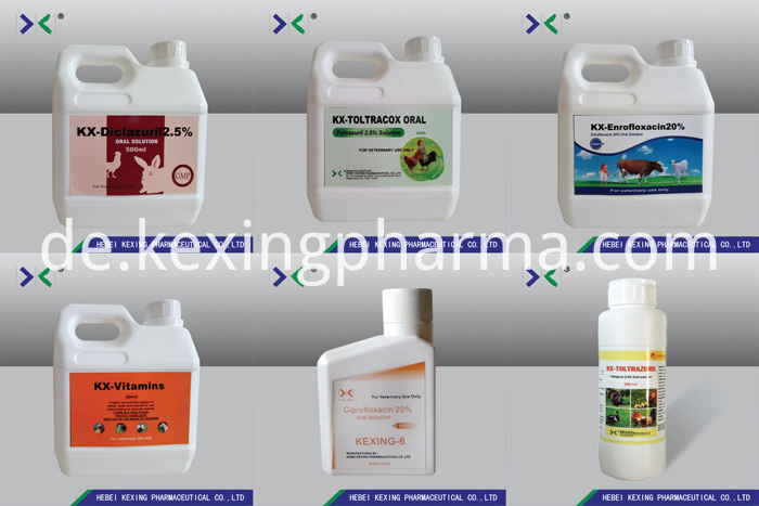 Florfenicol Solution 10%