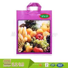 Soem- / ODM-Normallack-Großhandelstaugliche biologisch abbaubare kompostierbare Plastiktaschen-Lebensmittelgeschäft