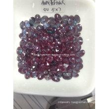 Lab Created Alexandrite Loose Gemstones