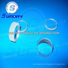 Lente bi-convexa óptica, vidro bk7, AR revestido, 2 mm, 5 mm, 8 mm, 18 mm, 20 mm