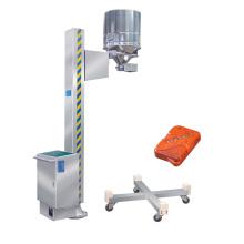 Máquina de levantamento de alimentação auxiliar farmacêutica da pressão hidráulica