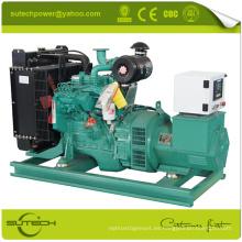 Generador trifásico de 20kva accionado por el motor CUMMINS 4B3.9-G2