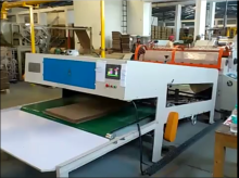 Single Face Cardboard Production Line