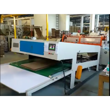 Single Facer Use In Cardboard Production Line