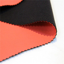100 Polyester Soft Shell 3 Layer Laminated for Jacket Fabric