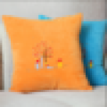 customized printed corduroy sofa cushion / back cushion / home textile