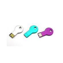 Forma de chave pen drive usb flash