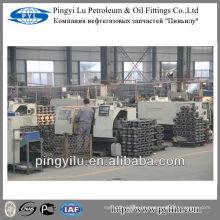 Russo padrão porta válvula CNC máquina