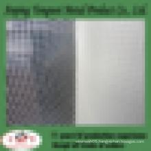 Wall building alkali resistant glass fiber grids