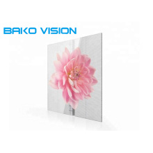 Good Quality for Transparent Display Screen 160° Viewing Angle Transparent Glass LED Screen supply to Poland Factories