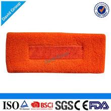Alibaba Top Fornecedor Promocional Atacado Personalizado Elegante Sweatband Esportes