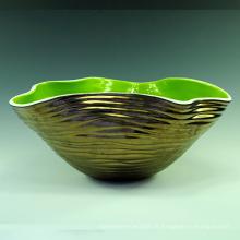 Fornecedor chinês grande design cerâmica vaso de flor criativo