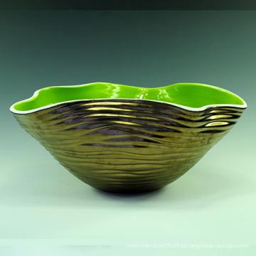 Proveedor chino gran diseño de cerámica florero creativo