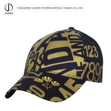 Gorra de béisbol de algodón gorra de golf gorra de golf