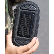 Chargeur solaire de poche pour haut-parleur