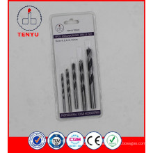 5PCS wood drill set for blister packing