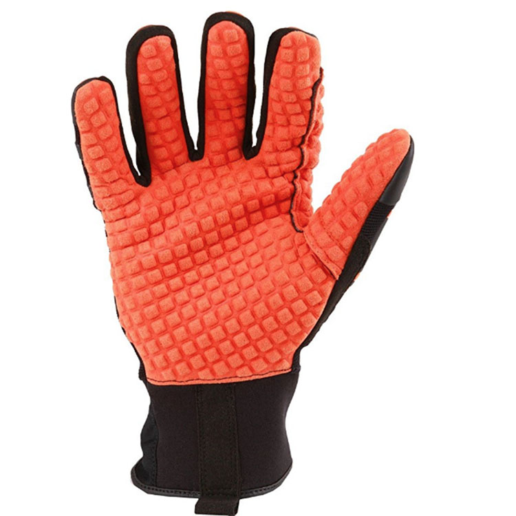 non slip Gas resistant gloves