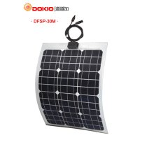 Dokio Flexible Solar Panel 30W Mono