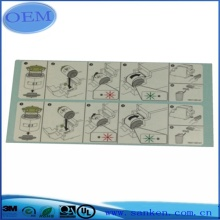 Label Custom Label Kain Label OEM