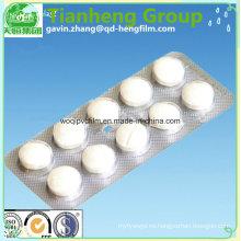 Película rígida clara del PVC del 0.30mm para el empaquetado farmacéutico de la ampolla