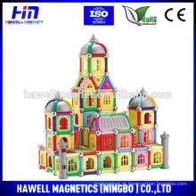 Venda quente construção brinquedos magnéticos, buiding brinquedos,