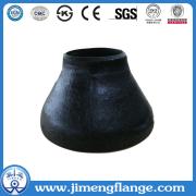 90 derajat Carbon Reducer BW baja ASTM A234 WPB